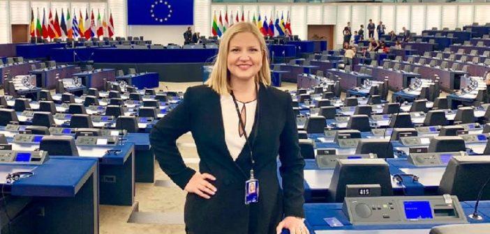 Historike! Shqiptarja Arba Kokalari emërohet Zv.Presidente e Parlamentit Europian