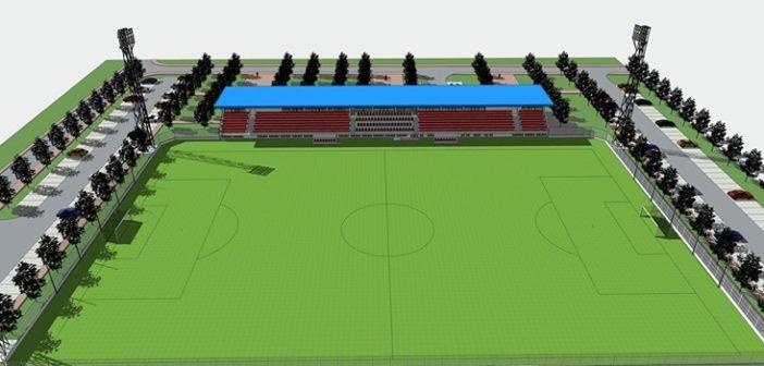 Së shpejti stadiumi i Deçiqit me ndriçim – Ndeshjet edhe në mbrëmje