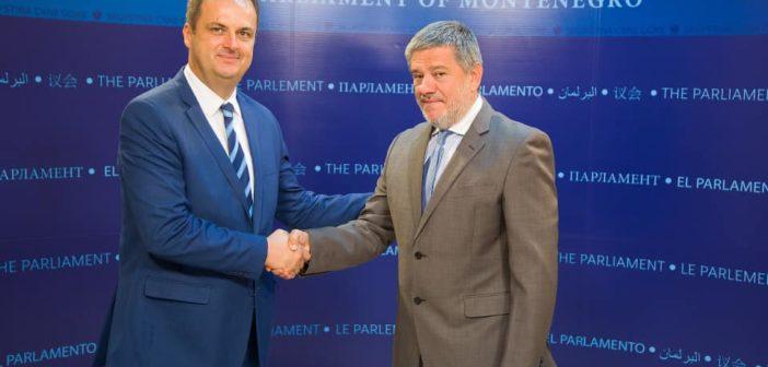 Nënkryetari i Kuvendit, Genci Nimanbegu priti ambasadorin e ri të Kosovës