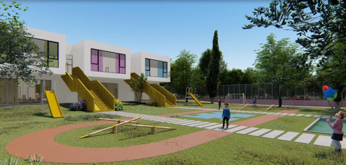 Ja si do të duket kopshti i ri në Ulqin