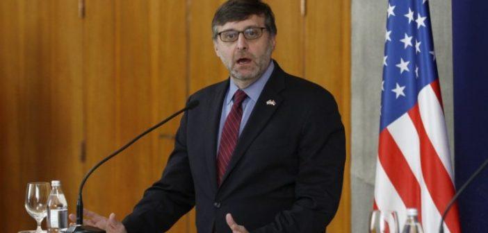 Palmer: Serbia dhe Mali i Zi duhet të kenë kanale të hapura për komunikim