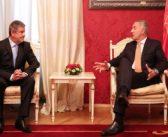Ambasadori i ri i Kosovës, dorëzoi letrat kredenciale presidentit Gjukanoviq