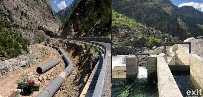 Mali i Zi i kërkon llogari Shqipërisë për hidrocentralet në lumin Cem