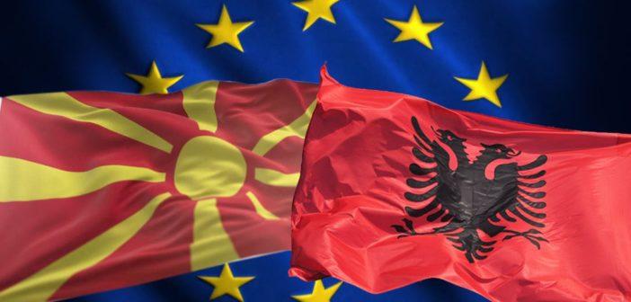 BE-ja hap negociatat për antarësim të Shqipërisë dhe Maqedonisë V.