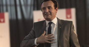 Kurti për Ministër të Jashtëm propozon ish kandidatin për President të Maqedonisë