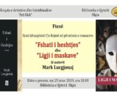 Promovim i librave të Mark Lucgjonaj në Bibliotekën e Ulqinit