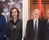 Ministri Mehmed Zenka zhvilloi vizitë pune në Tiranë