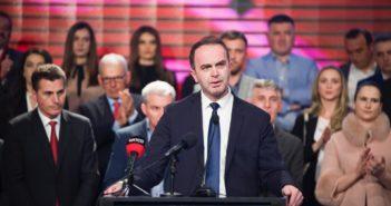 Gjeloshaj, uron Vetëvendosjen dhe Kurtin, vlerëson sjelljen e Kadri Veselit që pranoi verdiktin e votuesit
