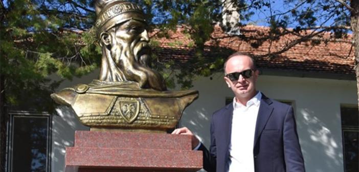 Gjeloshaj: Pa diasporën Skënderbeu në Triesh nuk do të ishte realizuar