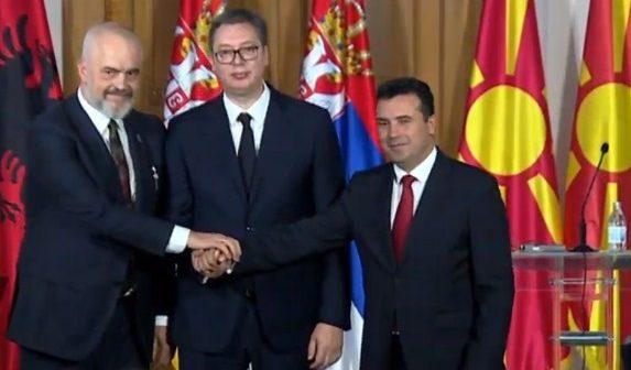Mungesa e Kosovës dhe Malit të Zi, Rama: Askush nuk është i përjashtuar, i presim në takimin tjetër
