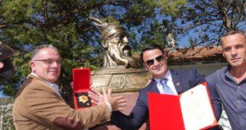 """Ish-mësuesi i Malësisë, Gjon Gjekë Lucaj- """"Kalorës i Urdhrit të Skënderbeut"""""""