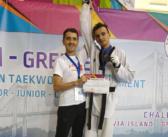 Zinedin Beqaj, fiton medalen e artë, për kualifikime në lojërat Olimpike