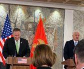 Pompeo konfirmon mbështetjen e ShBA-së për Malin e Zi