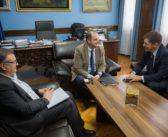 Nimanbegu takim me ambasadorin e Republikës së Çekisë