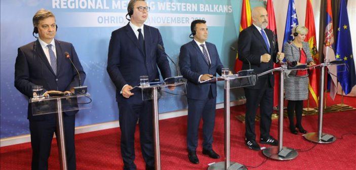 """Mali i Zi dhe BeH me qëndrim zyrtar në dhjetor për """"Mini-Shengenin"""", Kosova kundër"""
