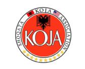 "Njoftim i shoqates ""KOJA"" Michigan,SHBA"