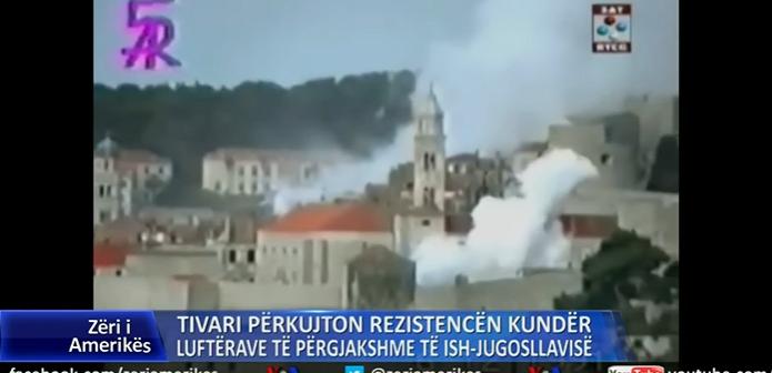 Përkujtohet rezistenca e të rinjve shqiptarë në Mal të Zi kundër luftimeve në ish-republikat jugosllave