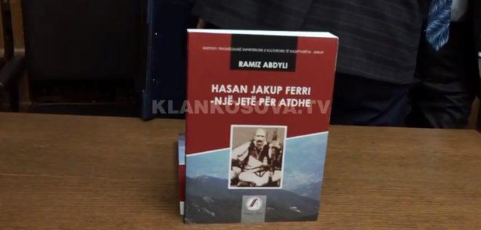 Promovohet libri për Hasan Ferrin (VIDEO)