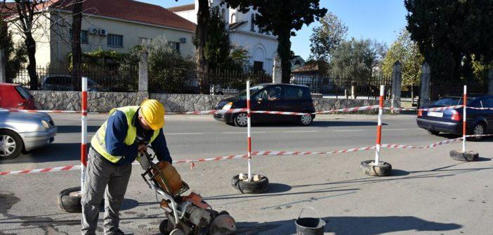 Njoftim nga Komuna e Tuzit: Filluan punimet në rrethërrotullim, lusim për durim dhe mirëkuptim në komunikacion