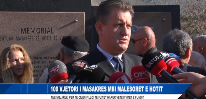 100 vjetri i masakrës së serbo-malazezeve mbi malësorët e Hotit