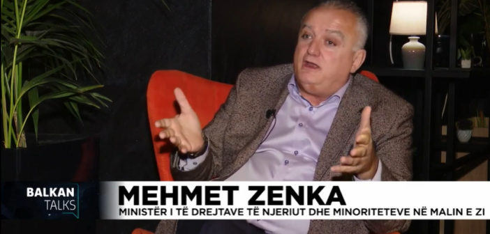 """Zenka: Komuna e plotë e Tuzit pa referendum dhe ligji për flamur të arritura të mëdha të """"Shqiptarëve të Vendosur"""""""
