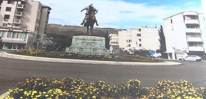 Kështu do të duket busti i Skënderbeut në Ulqin