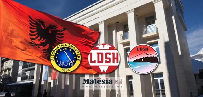 """Zgjedhjet lokale në Guci: Lista """"Shqiptarët për Guci"""" nën numrin 1 në fletën e votimit"""