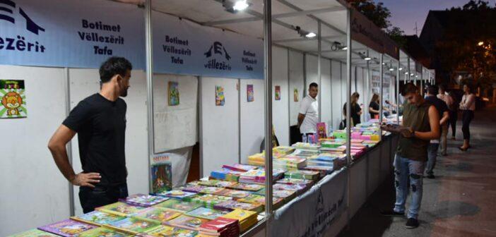 Panairi i parë i Librit në Tuz  i organizuar nga komuna e Tuzit