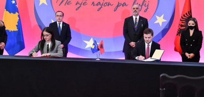 Cakaj: Shqipëria e Kosova nisin menjëherë punën për ngritjen e fondit për mbështetjen e Luginës së Preshevës